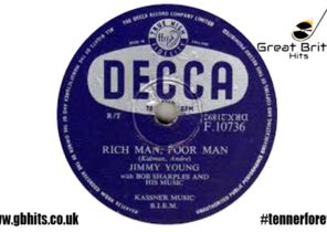 Jimmy Young - Rich Man Poor Man - 1956