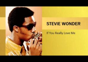 STEVIE WONDER If You Really Love Me