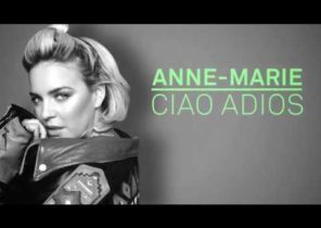 Anne-Marie - Ciao Adios [Official Lyric Video]