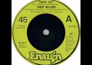 "Danny Williams - ""Dancin' Easy"""