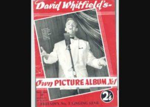 David Whitfield with Mantovani - Beyond the Stars (1955)