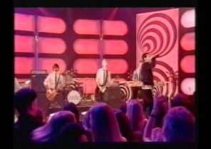 Matt Willis - Up All Night - TOTP 2006