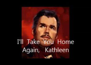 Slim Whitman - - - -  I'll Take You Home Again, Kathleen