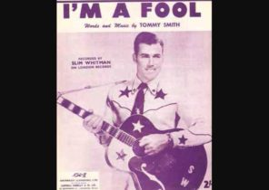Slim Whitman - I'm a Fool (1956)