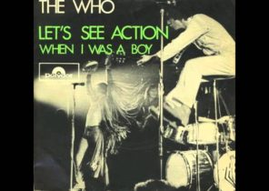 The Who - Let's See Action