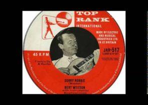 Bert Weedon - Sorry Robbie  (1960)