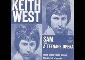 Keith West - Sam ( from `A Teenage Opera` )
