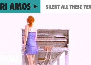 """Tori Amos - """"Silent All These Years"""" (Official Music Video)"""