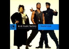 C+C Music Factory Feat. Marta Wash - I found Love ''C+C Underground Club Mix'' (1994)