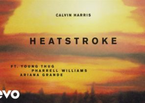Calvin Harris - Heatstroke (preview) ft. Young Thug, Pharrell Williams, Ariana Grande