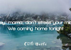 Jonas Blue - Mama (feat. William Singe) (Lyrics / Lyric Video)
