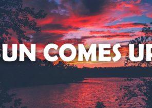 Rudimental feat. James Arthur - Sun Comes Up (Lyrics / Lyric Video)