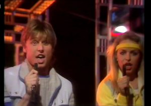 Sweet Dreams - I'm Never Giving Up - TOTP 1983