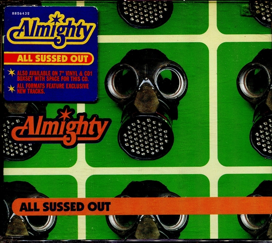 The Almighty – All Sussed Out