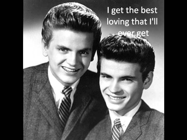 Everly Brothers – Claudette