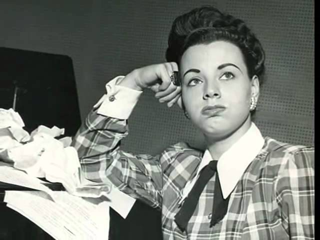 Kay Starr – Comes A-Long A-Love.