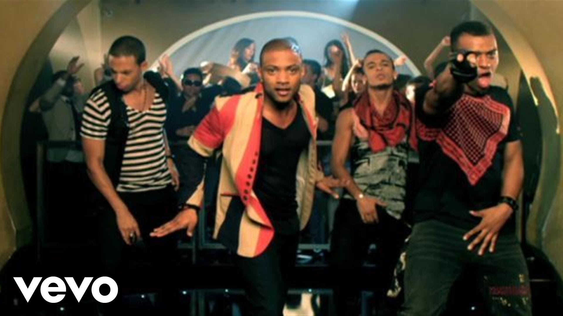 JLS – The Club Is Alive