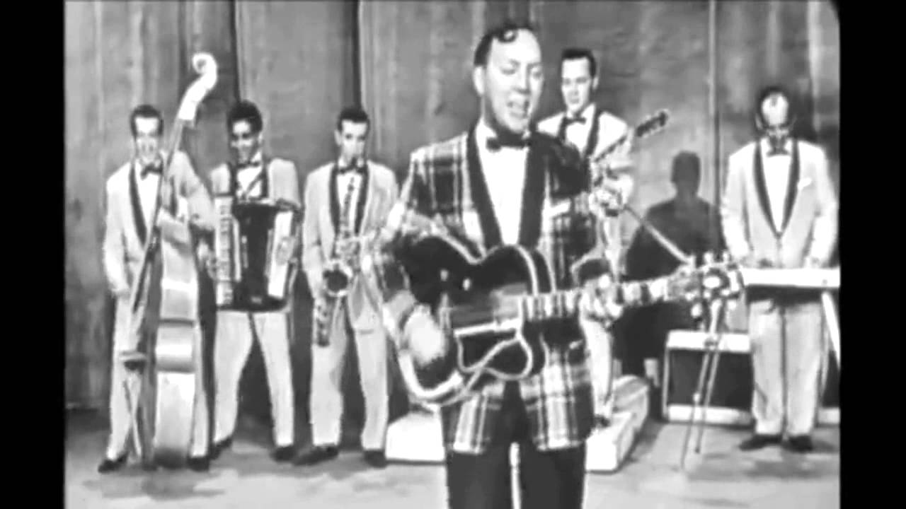 Bill Haley & His Comets – Rock Around The Clock