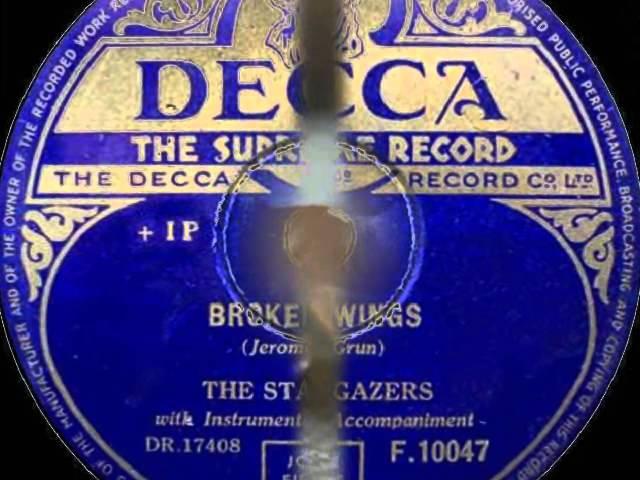 The Stargazers – Broken Wings.