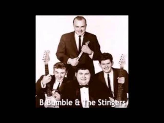 B Bumble and the Stingers – Nut Rocker