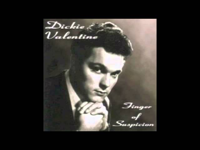 Dickie Valentine Feat. The Stargazers – The Finger Of Suspicion