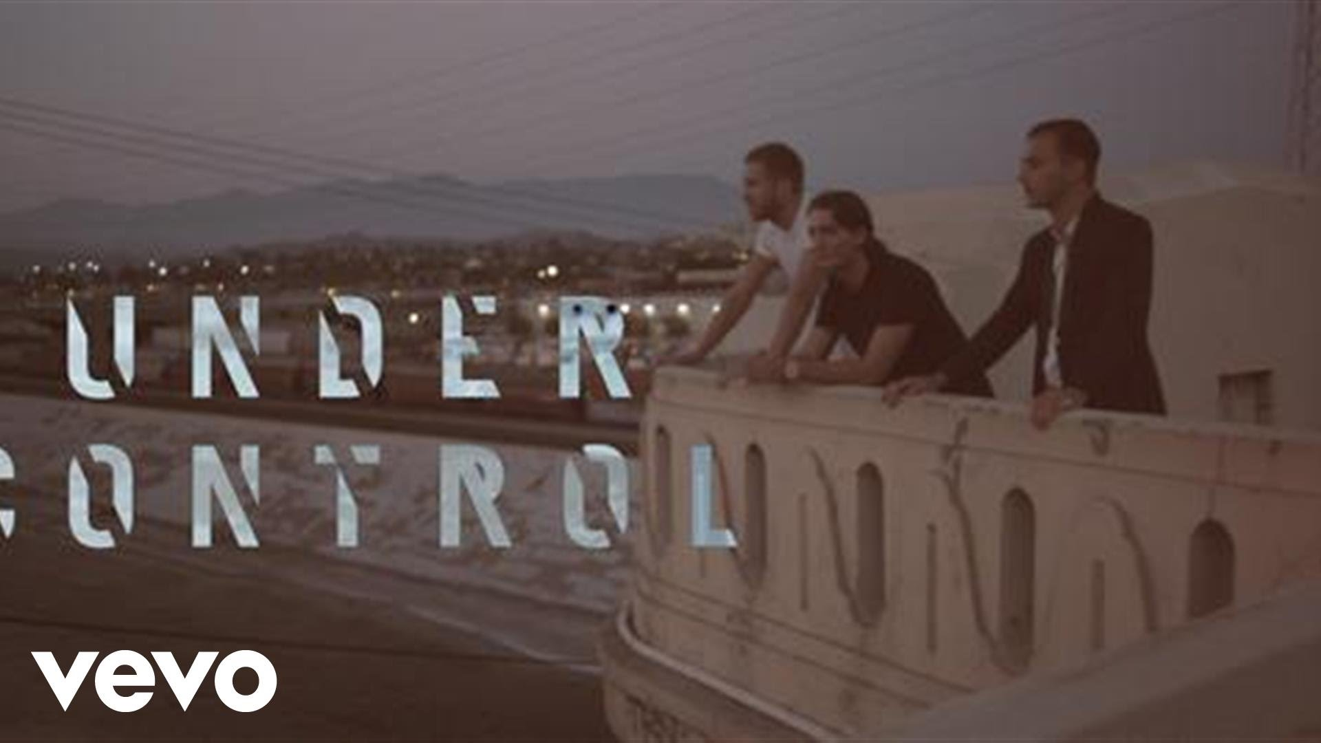 Calvin Harris & Alesso feat. Hurts – Under Control