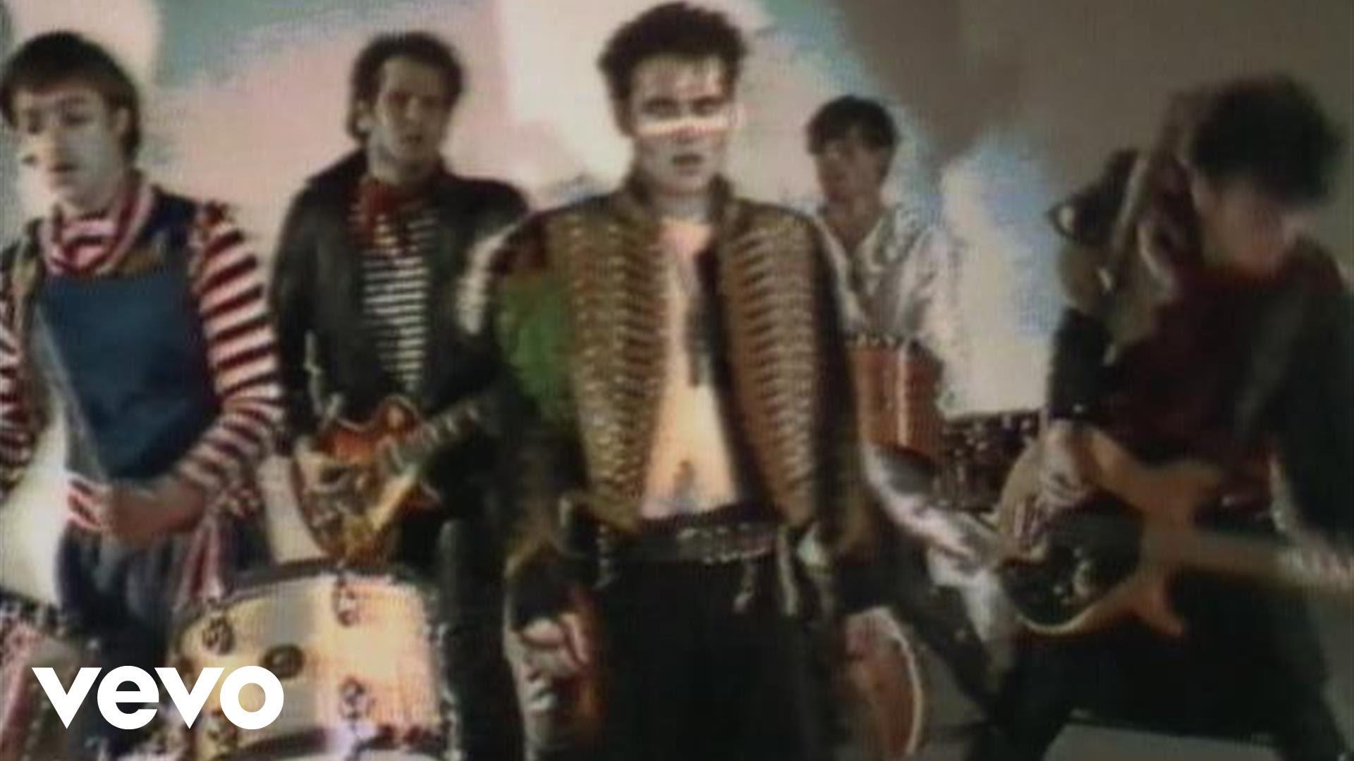 Adam & The Ants – Kings of the Wild Frontier