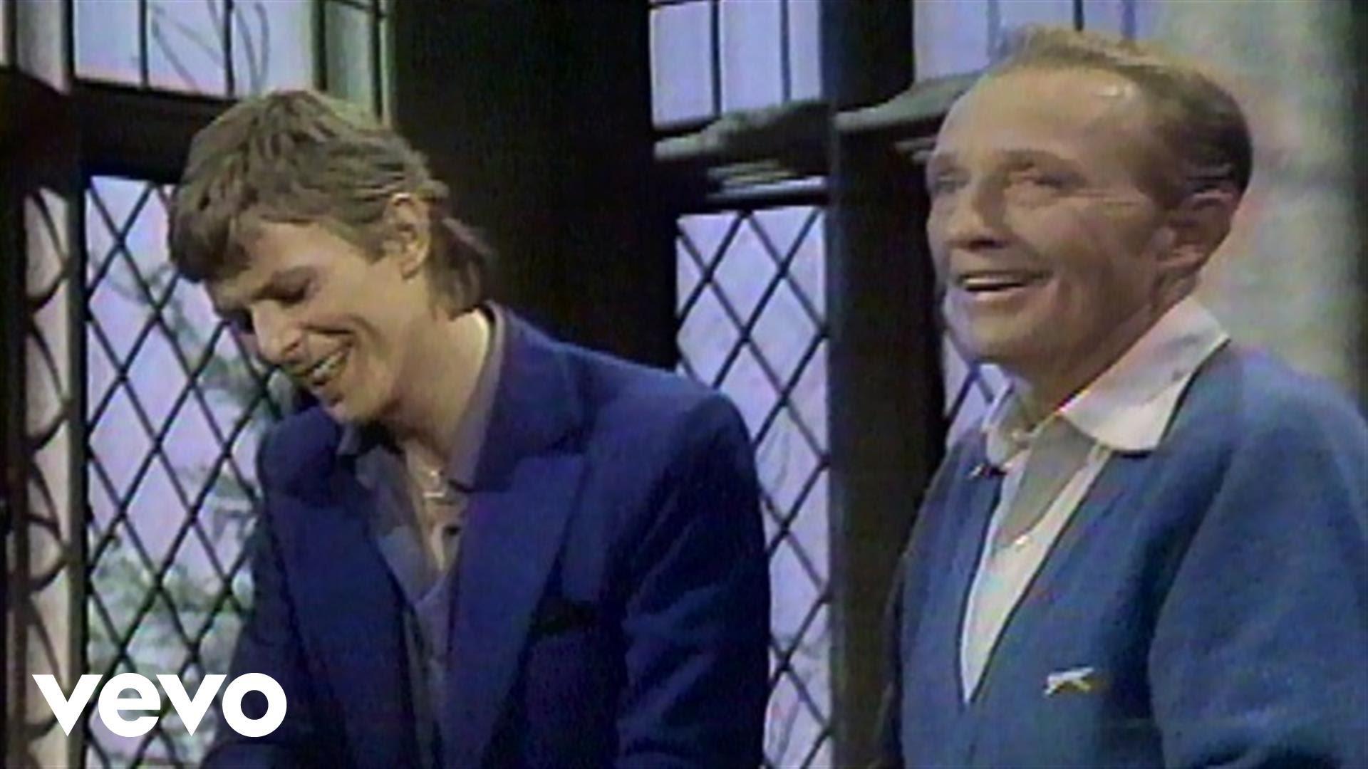 Bing Crosby, David Bowie – The Little Drummer Boy / Peace On Earth