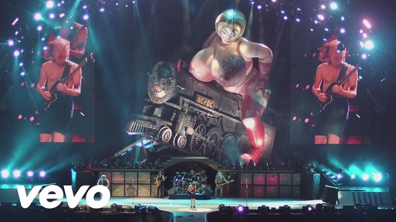 AC/DC – Whole Lotta Rosie