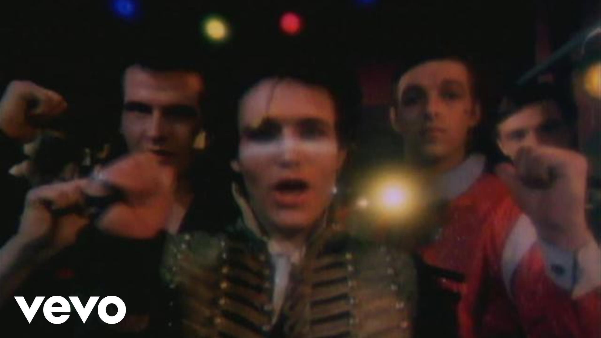 Adam & The Ants – Antmusic