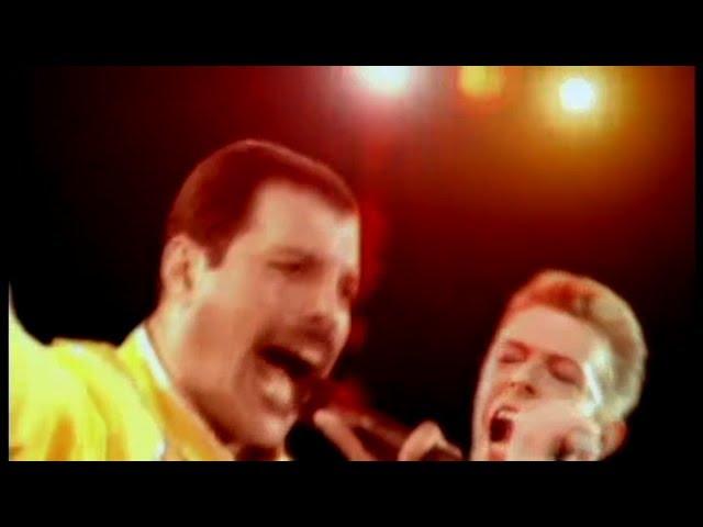 Queen & David Bowie – Under Pressure