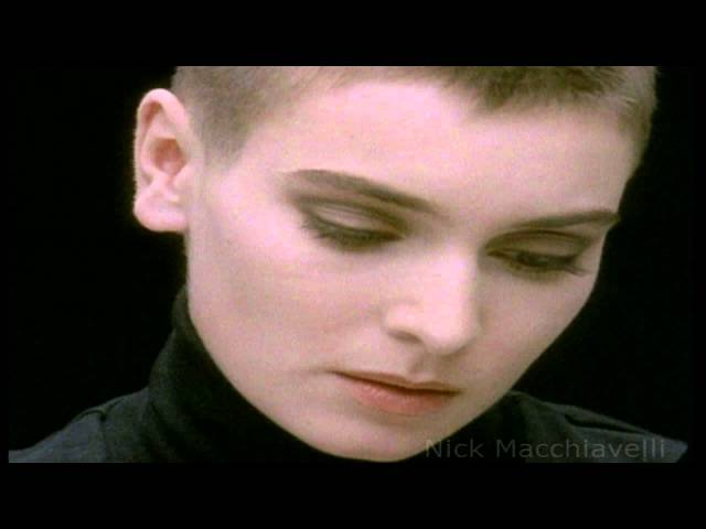 Sinead O'Connor – Nothing Compares 2 U