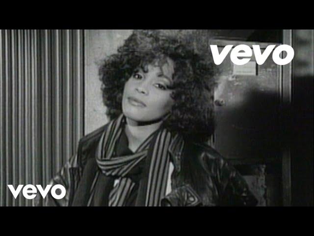Whitney Houston – I Wanna Dance With Somebody