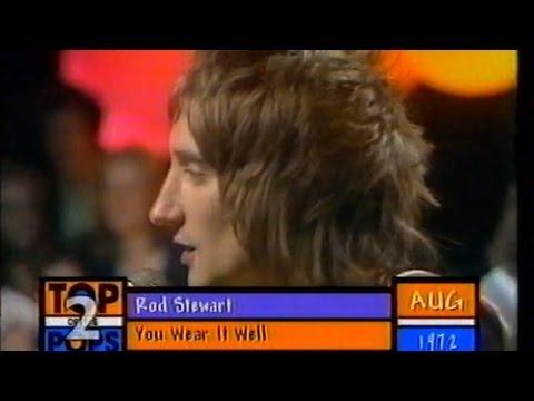 Rod Stewart – You Wear It Well