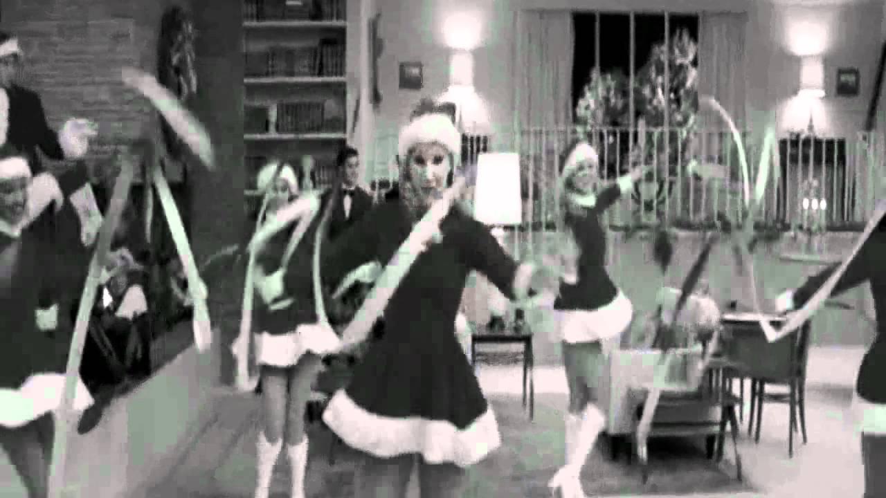 Glee – Christmas Wrapping
