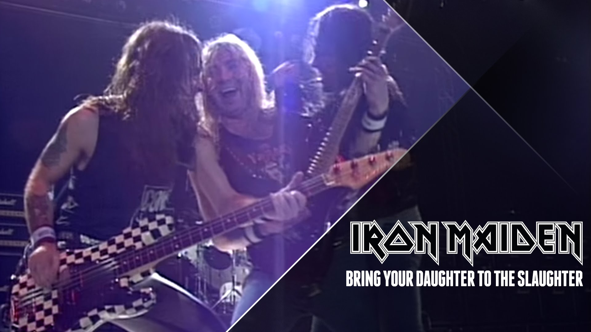 Iron Maiden – Bring Your Daughter To The Slaughter
