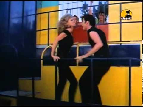 John Travolta and Olivia Newton-John – You Are The One That I Want