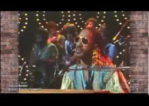 80's - Stevie Wonder  - Master Blaster - 1980
