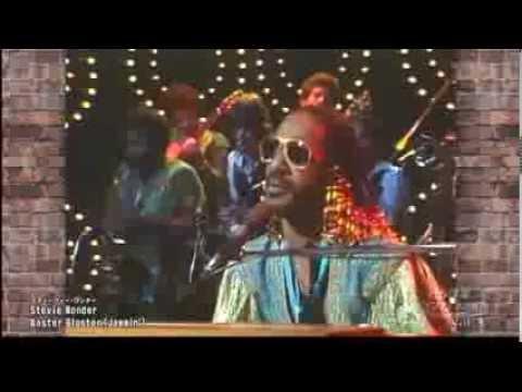 Stevie Wonder  – Master Blaster