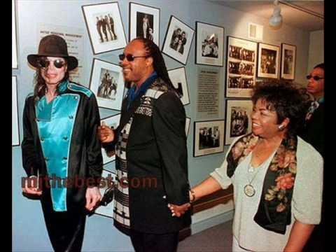 Stevie Wonder with Michael Jackson – Get It