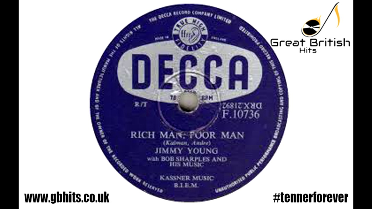Jimmy Young – Rich Man Poor Man