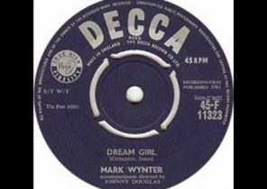 "Mark Wynter - ""Dream Girl"""