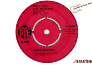 Mark Wynter - Only You (And You Alone)