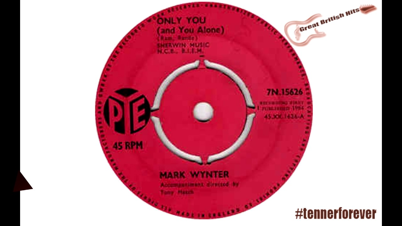 Mark Wynter – Only You (And You Alone)