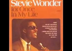 Stevie Wonder - Don't Know Why I Love You