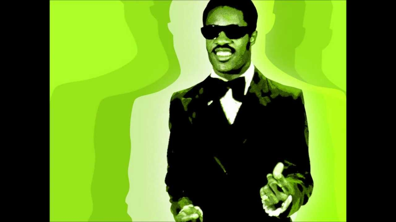 Stevie Wonder – I Ain't Gonna Stand For it
