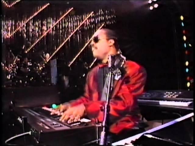Stevie Wonder – Part Time Lover