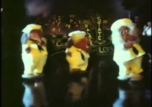 Wombling White Tie and Tails from Wombling Free (1977)