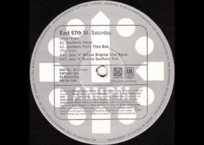 (1997) East 57th St. feat. Donna Allen - Saturday [Jazz-N-Groove Original Vibe Vocal RMX]
