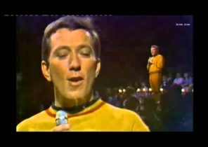 Andy Williams - Almost There .1966 . Live